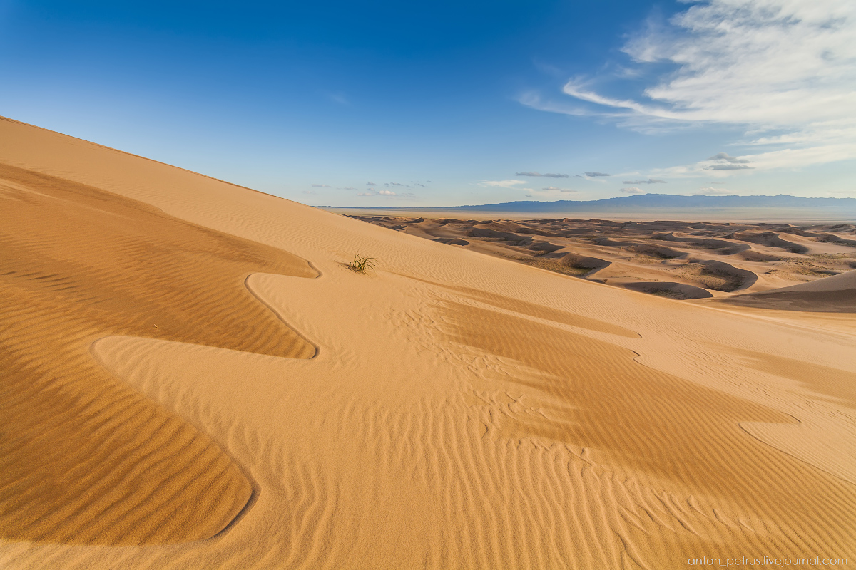 Singing Sands of the Gobi desert 09