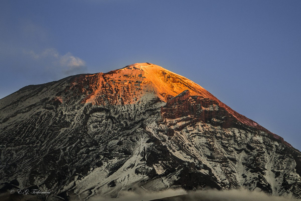 Stunning pictures of volcanoes Eric Gomez Tokimune 14