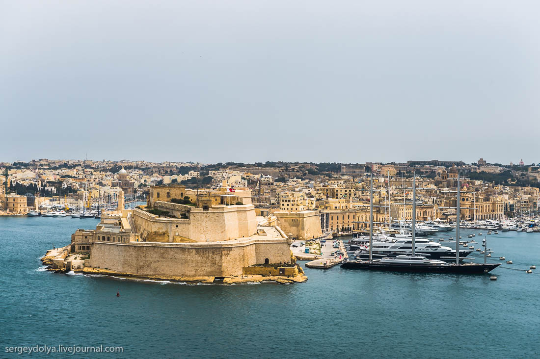 The Capital Of Malta - Valletta 01