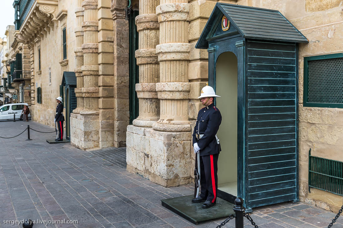The Capital Of Malta - Valletta 13