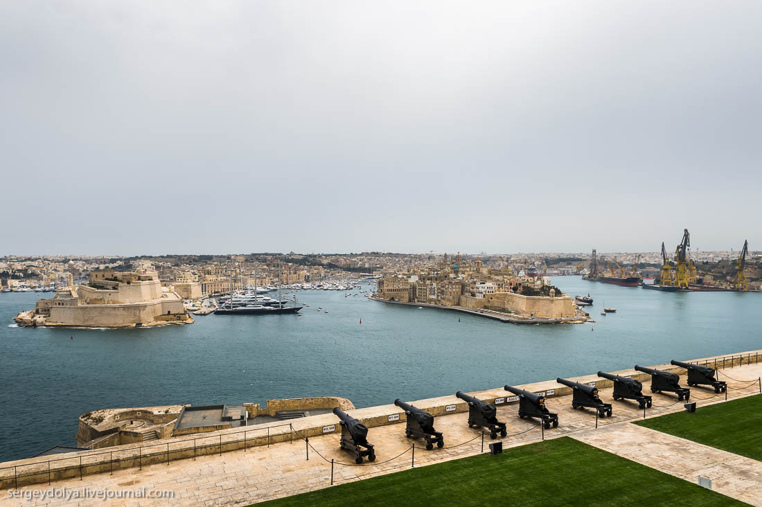 The Capital Of Malta - Valletta 17