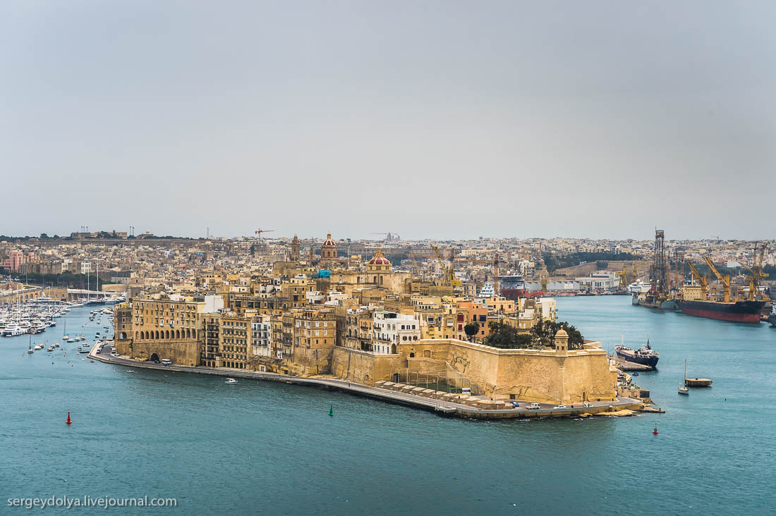 The Capital Of Malta - Valletta 19