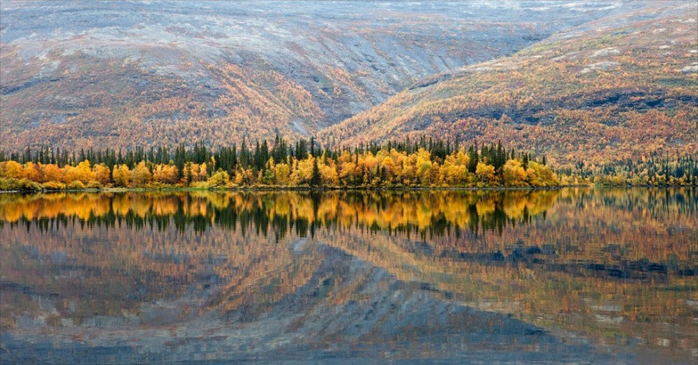 The most beautiful lake of Russia 14
