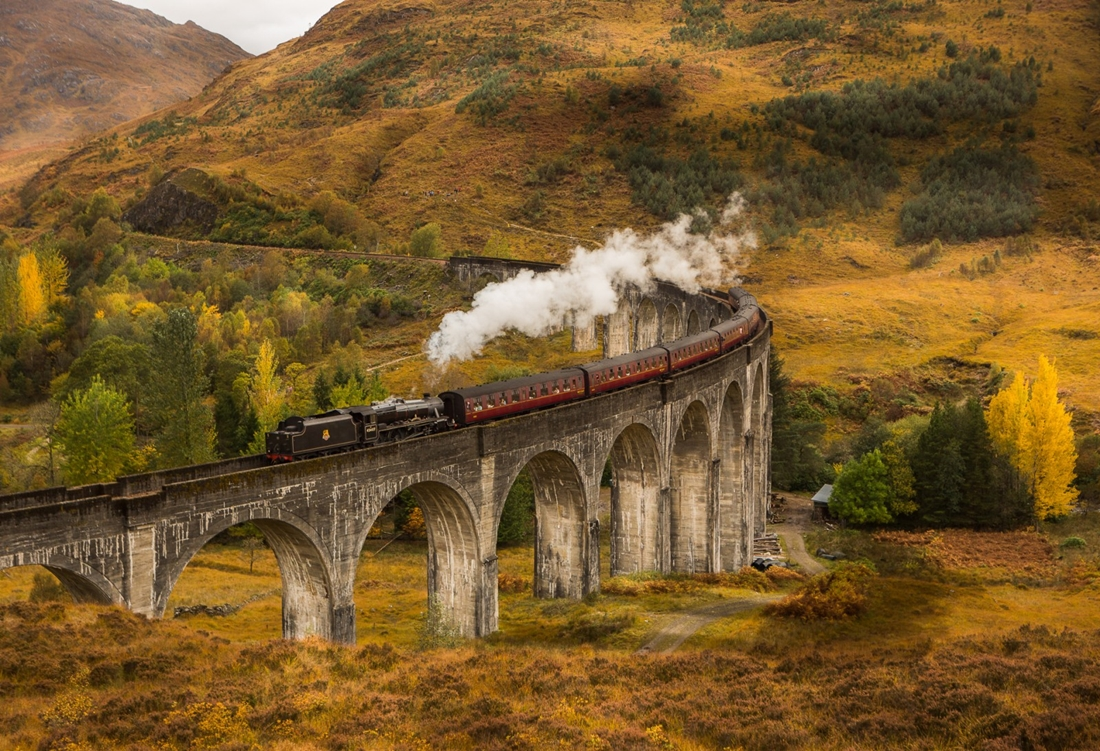 The road to Hogwarts 01