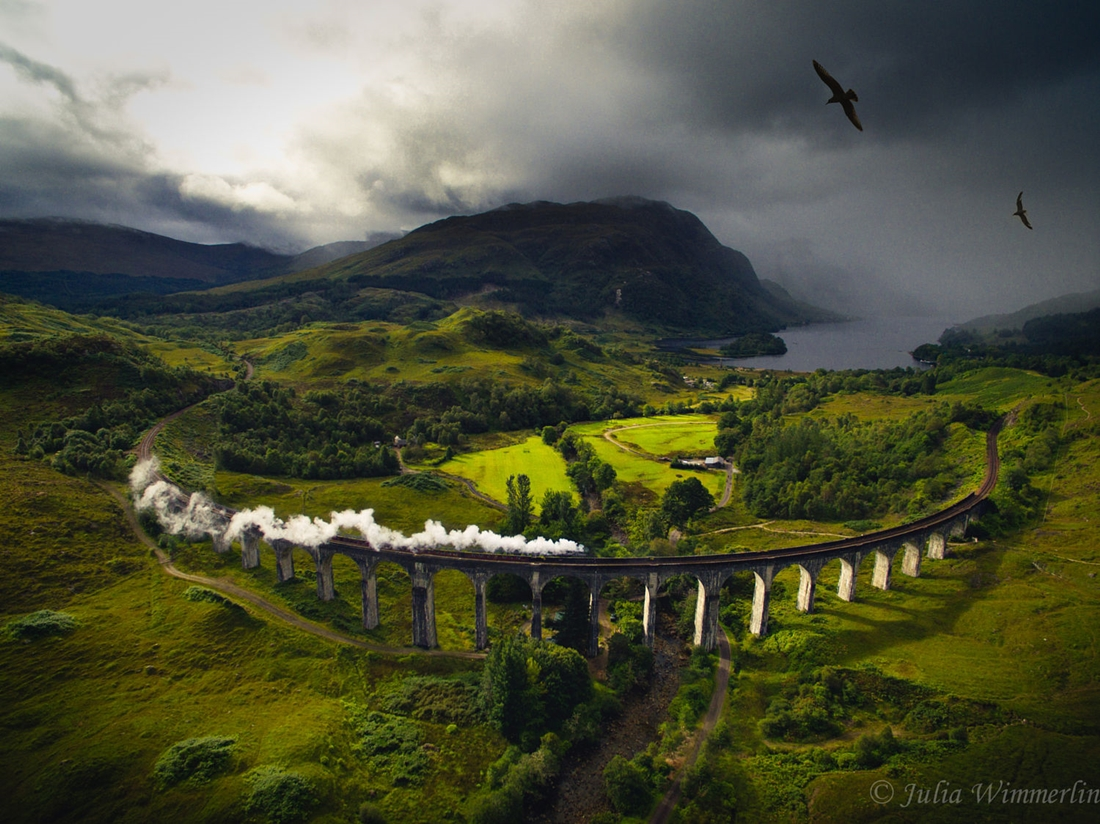 The road to Hogwarts 02