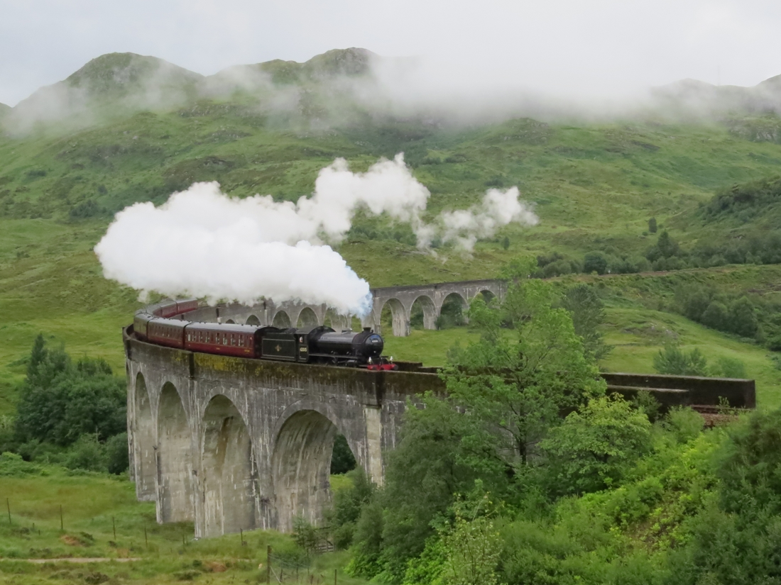 The road to Hogwarts 09