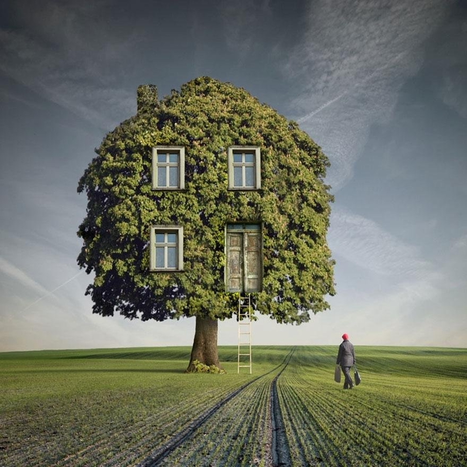 The surrealist work of photographer Dariusz Klimczak 12