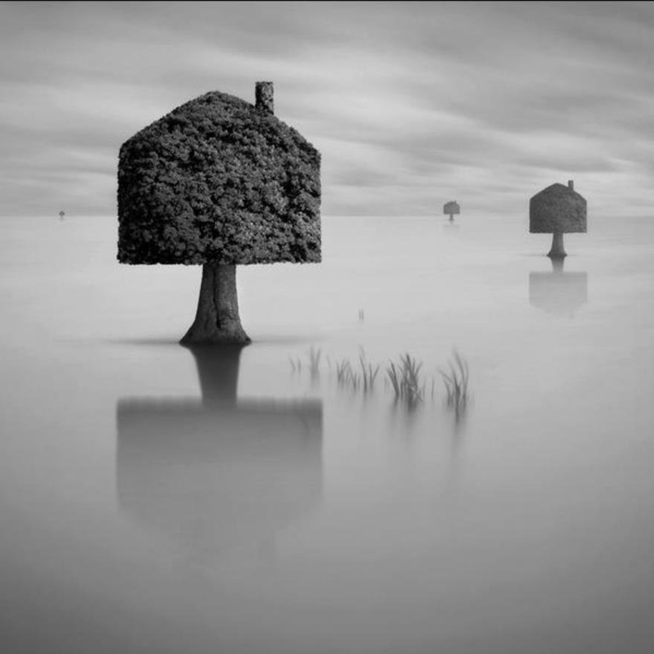The surrealist work of photographer Dariusz Klimczak 16