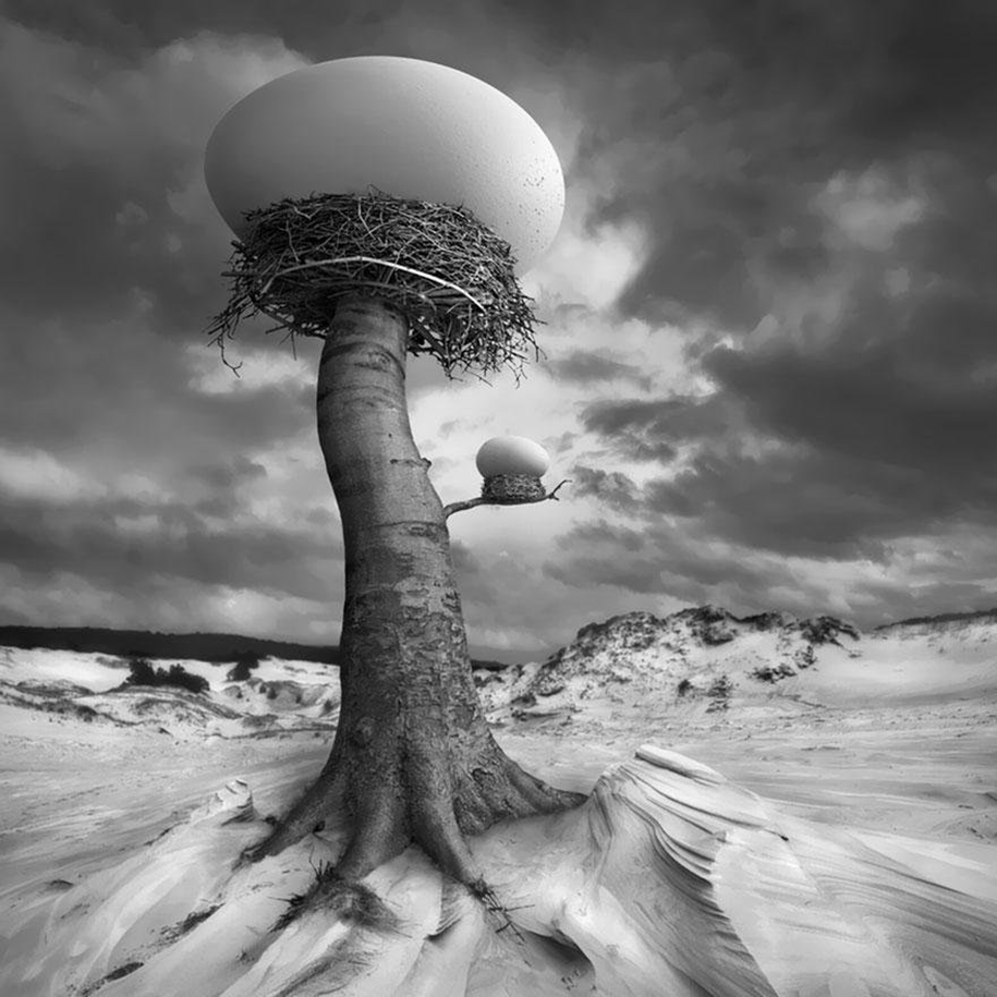 The surrealist work of photographer Dariusz Klimczak 18