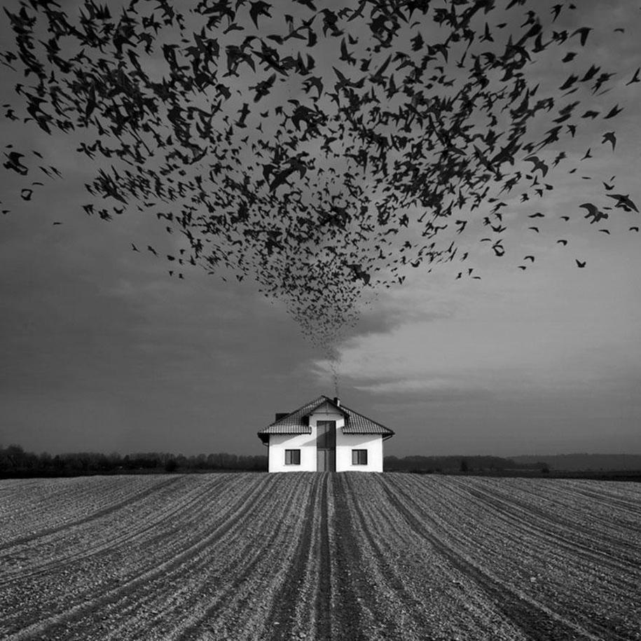 The surrealist work of photographer Dariusz Klimczak 19