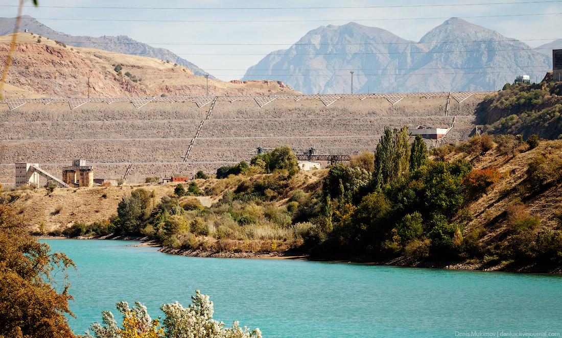 Trip to Charvak reservoir 11