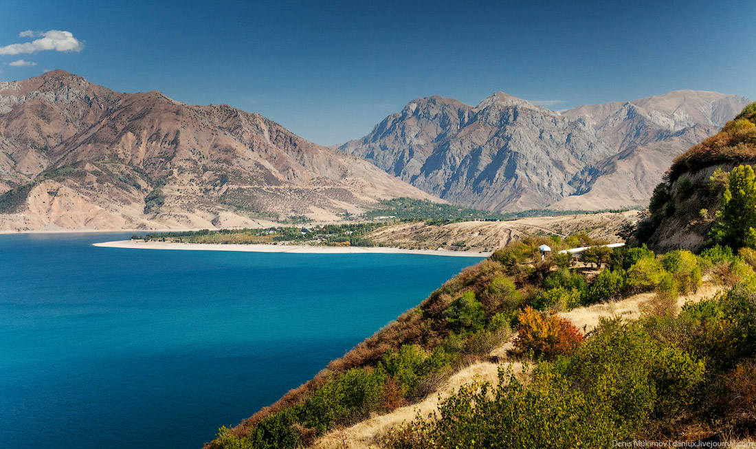 Trip to Charvak reservoir 18