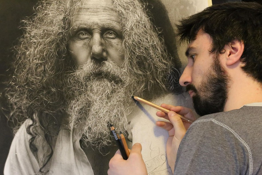 Incredibly realistic paintings, Emanuele Dascanio 02