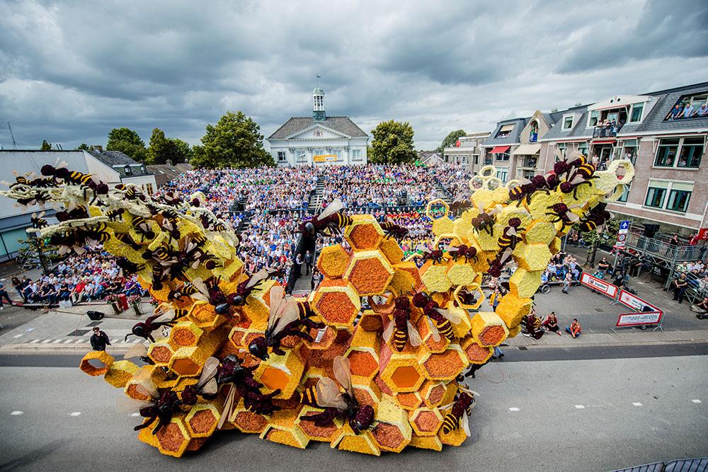 Flower parade Corso Zundert 2016_06
