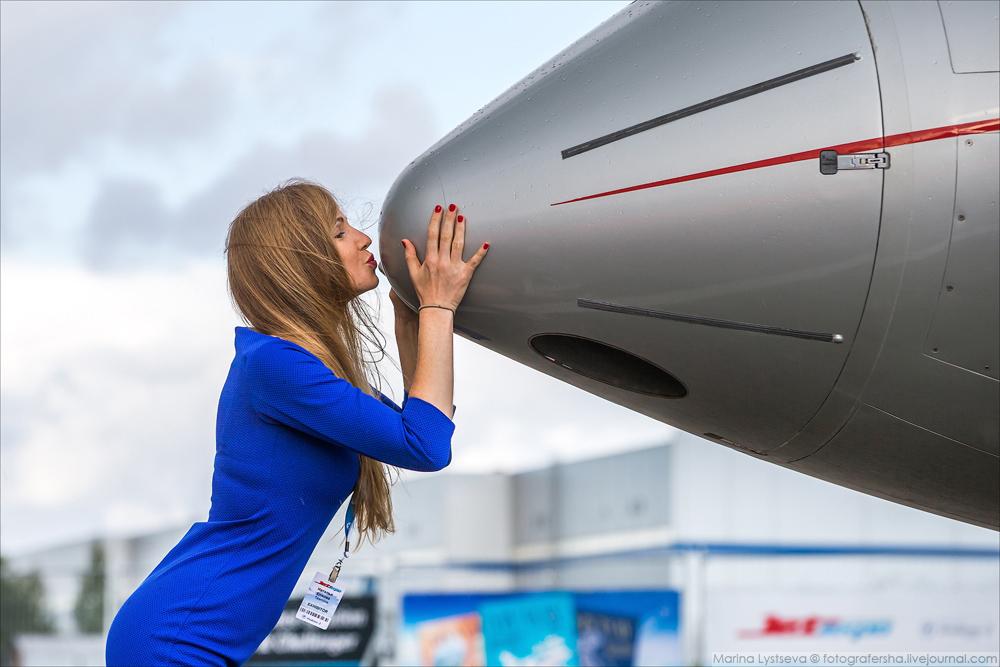 Самолеты для богатых: Jet Expo 2016