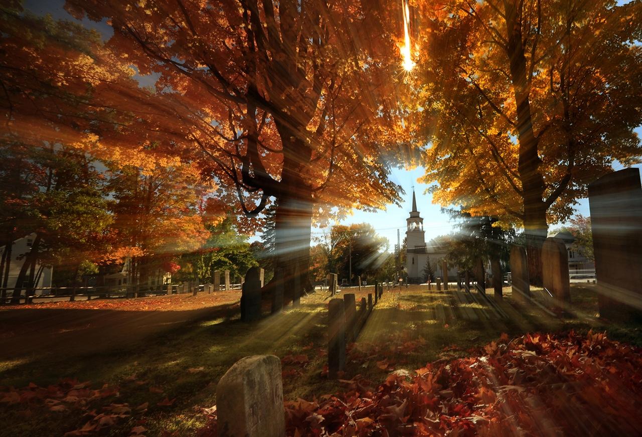Осенние пейзажи 2016
