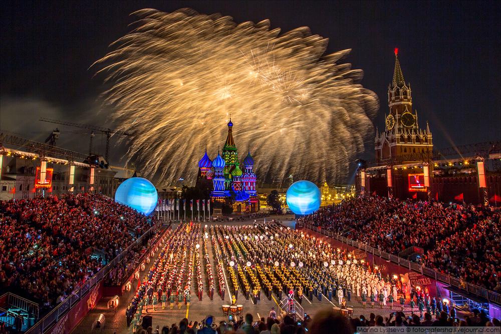Фестиваль Спасская башня 2016