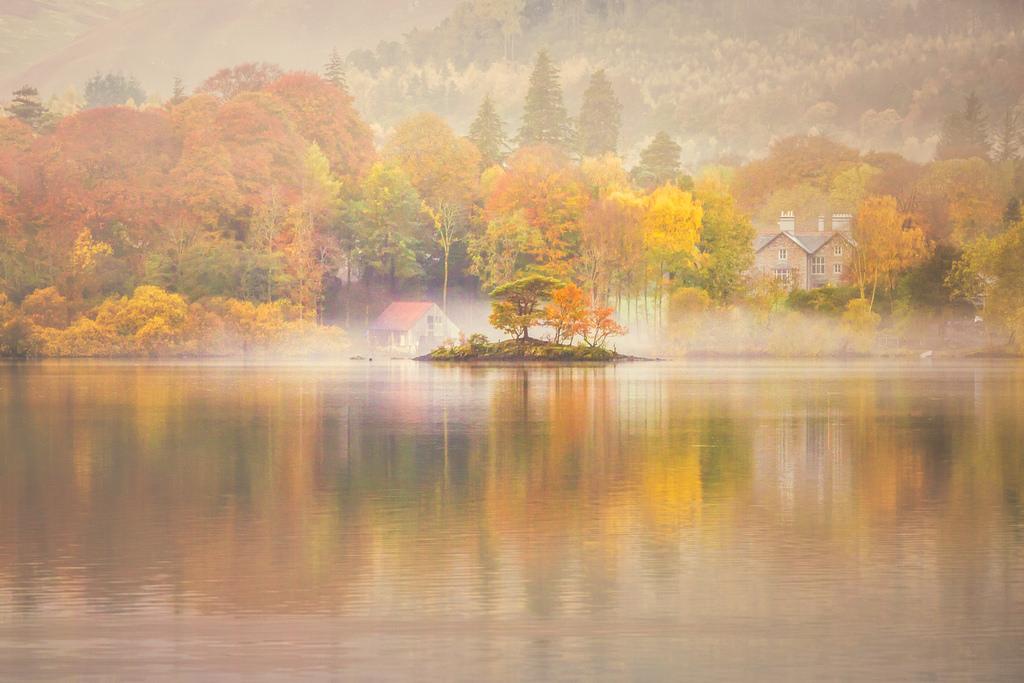 Осенняя сказка в озерном крае Англии