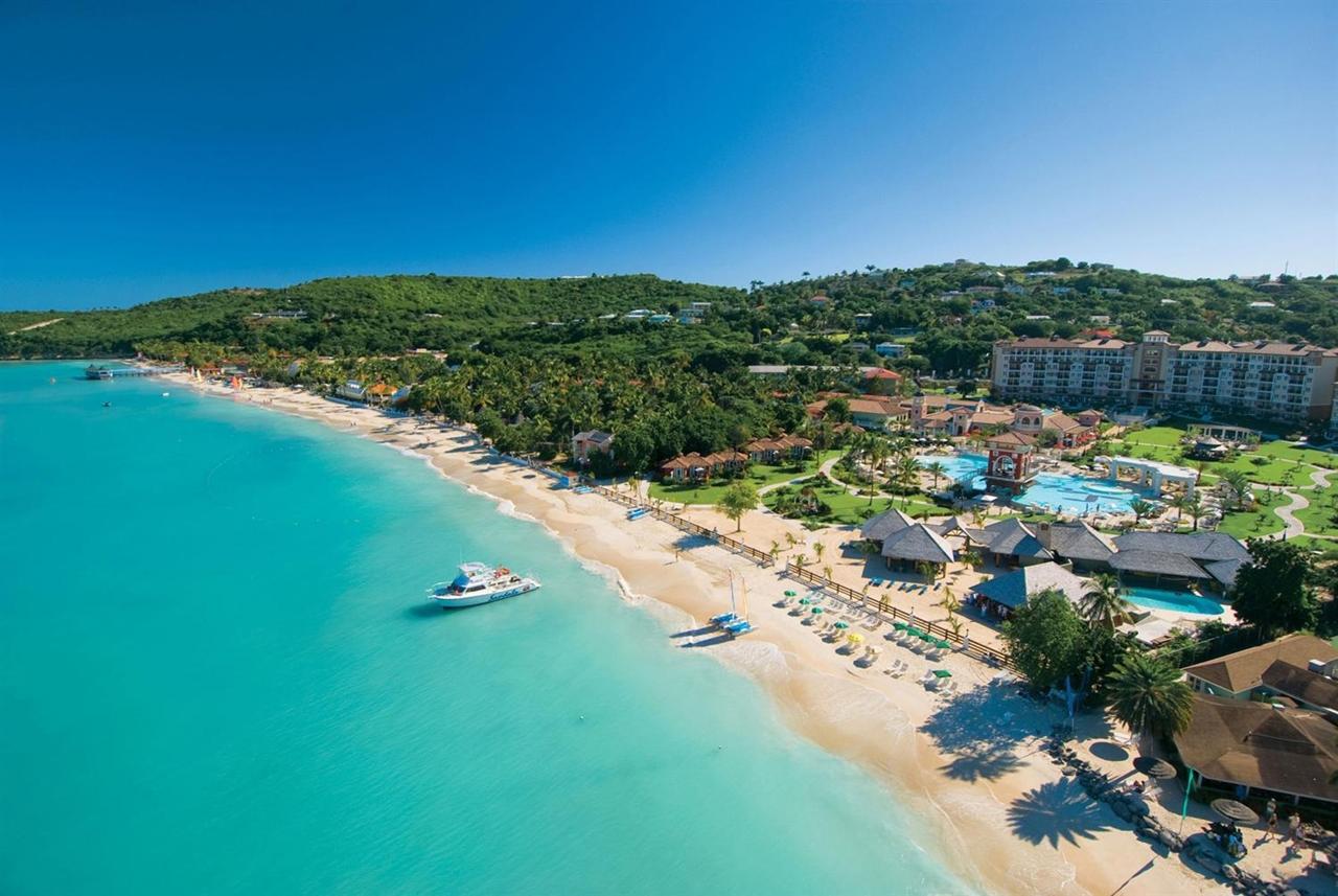 Восхитительные пляжи Карибского моря