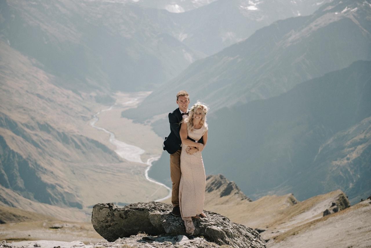 Красивые свадебные фото от Микки Росса