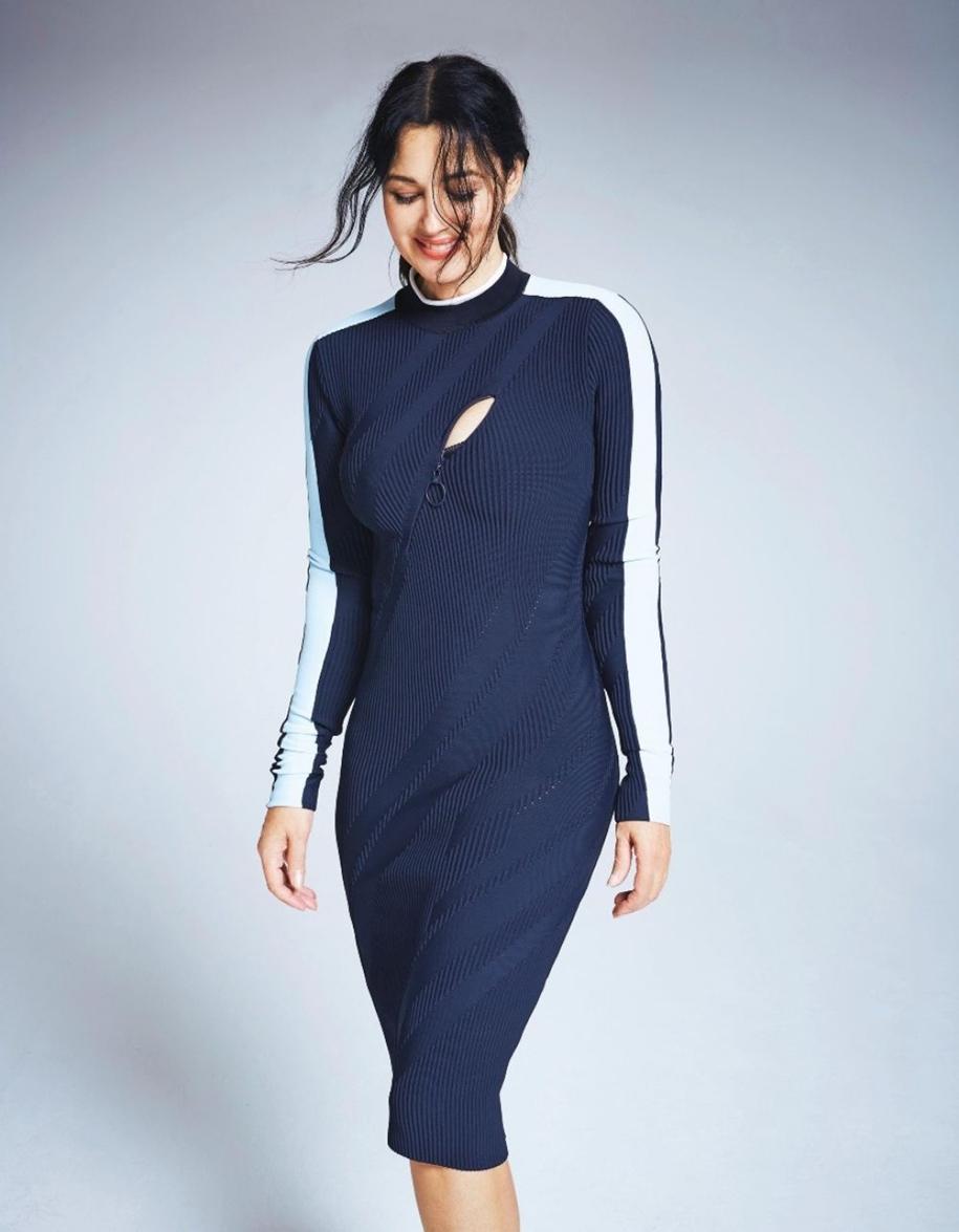 c687772e2c54416 Элегантная фотосессия Моники Белуччи для итальянского журнала моды ...
