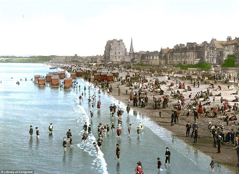 Фотохромы Шотландии в Викторианскую эпоху