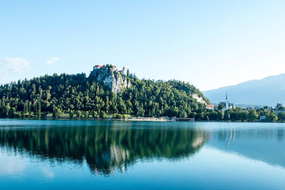 Замечательные три недели в Альпах