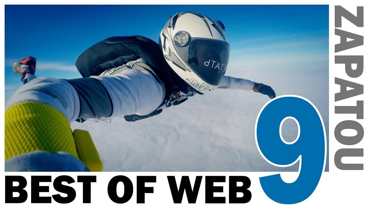 Best of Web 9 — HD — Zapatou: видео-сборник самых впечатляющих роликов ютуба