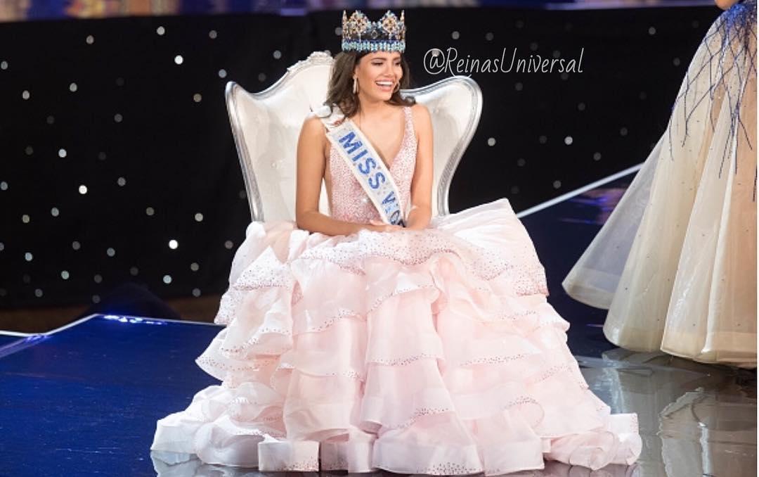 Стефани Дел Валье — «Мисс мира — 2016»