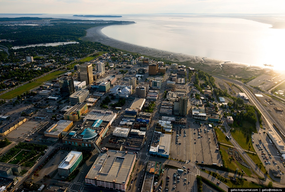 the-largest-city-in-alaska-is-anchorage-with-a-height-of-15