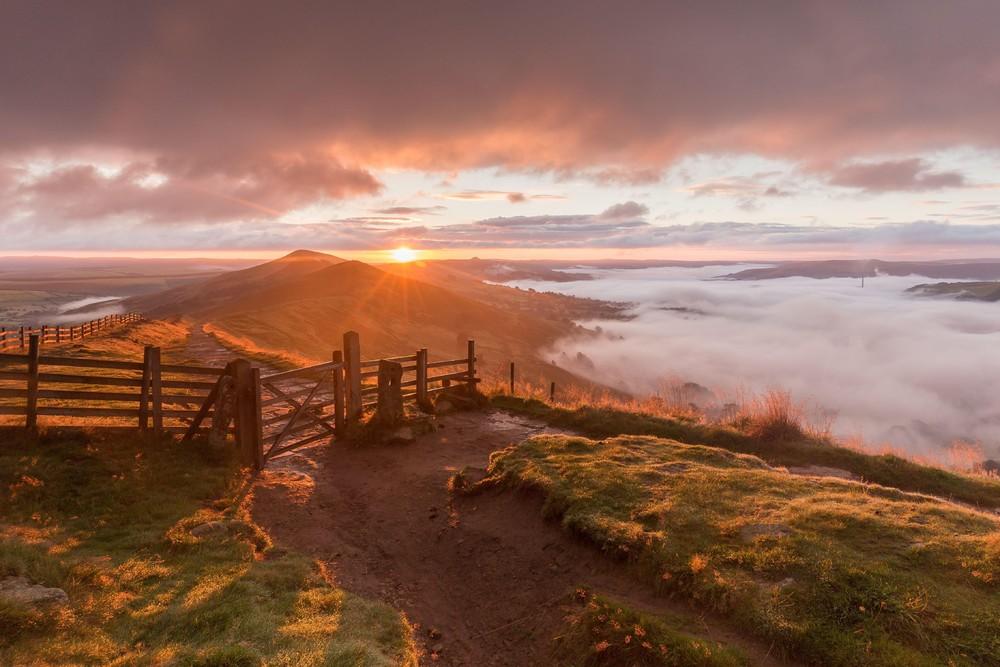 Красивейшие пейзажи Великобритании