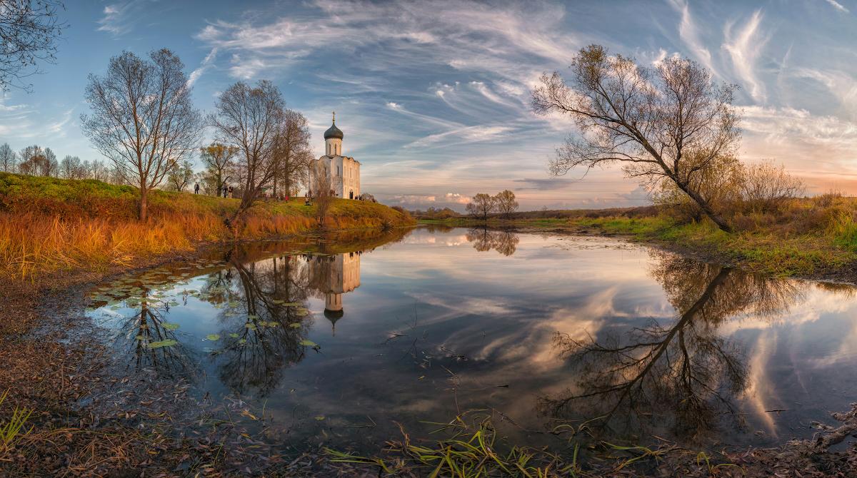 Восхитительные пейзажи Андрея Грачева