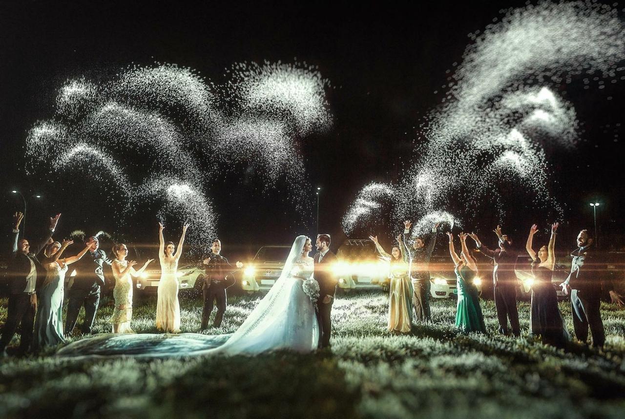 Лучшие свадебные фотографии 2016 по версии Junebug Weddings