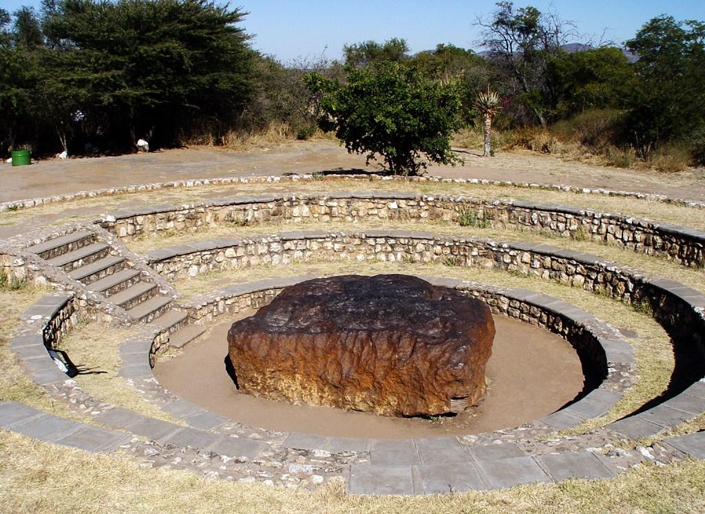 Крупнейшие метеориты в истории