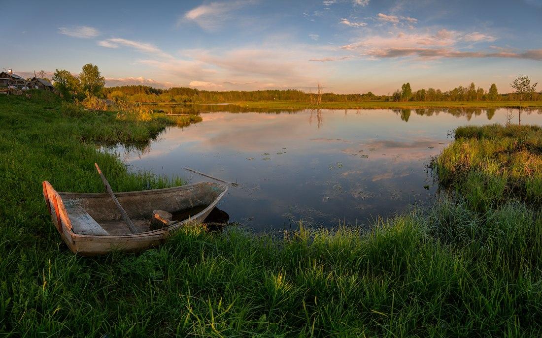 Прекрасные фотографии пейзажей Виталия Истомина