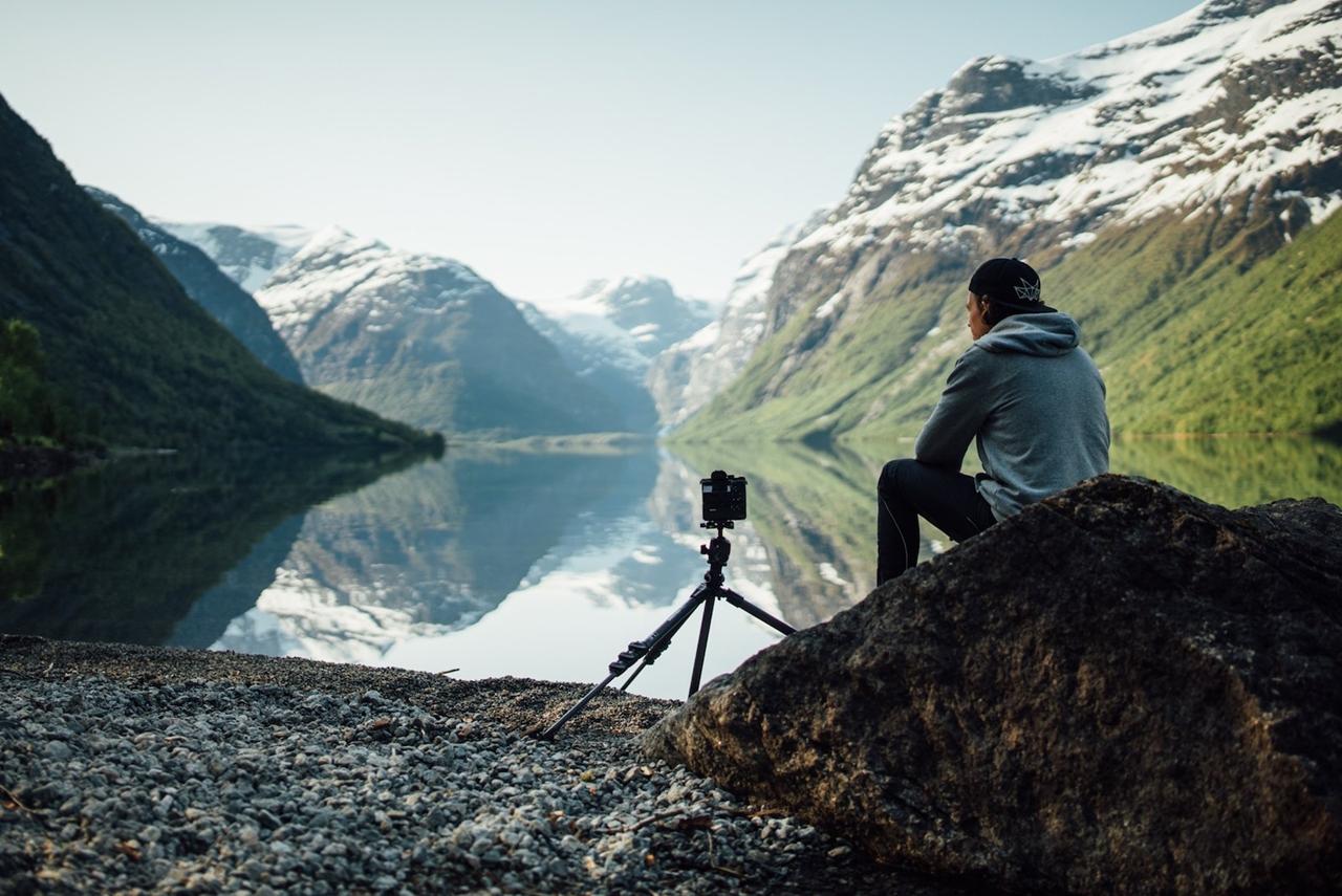 Восхитительный таймлапс: времена года в Норвегии за 6 минут