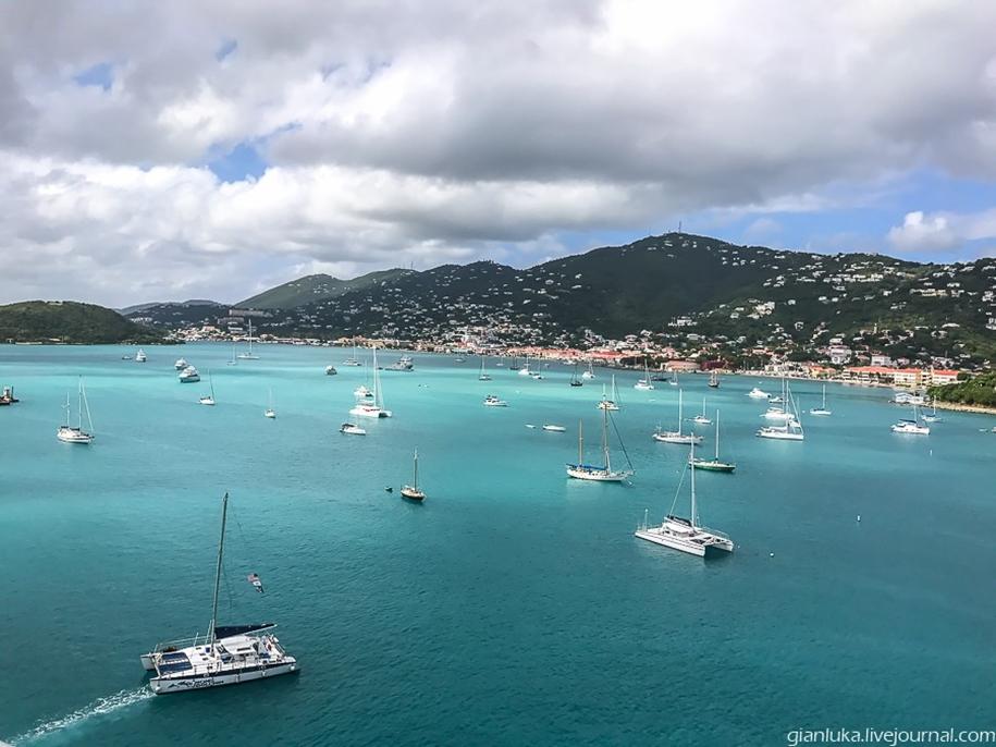Остров St. Thomas — жемчужина Карибов