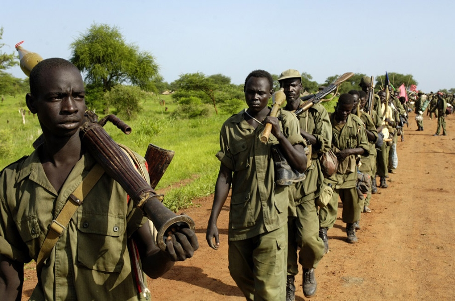 sudanese civil war In 1987, civil war drove an estimated 20,000 young boys from their families and villages in southern sudan most just six or seven years old, they fled to ethiopia to escape death or induction into the northern army.