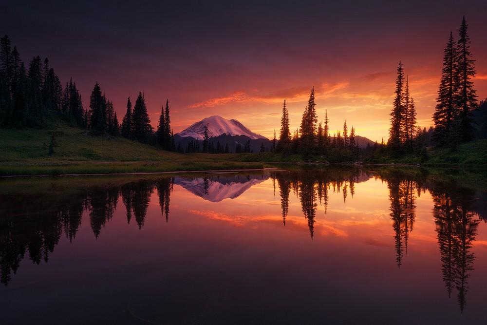 Фотограф-самоучка снимает восхитительные пейзажи  в своих путешествиях