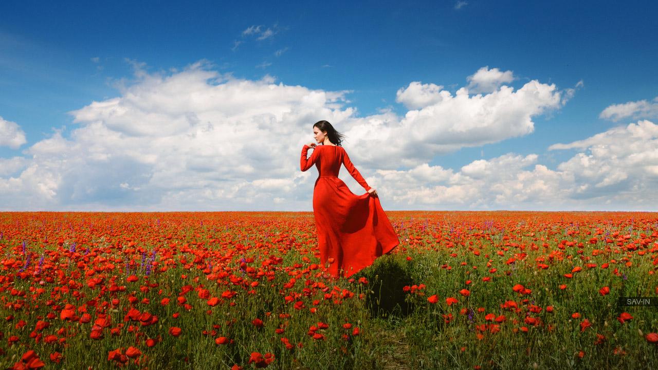 Цветочное безумие Крыма
