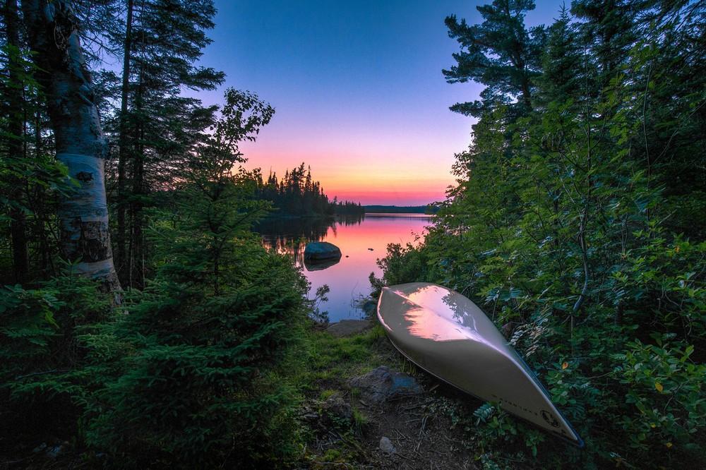 Чарующие фотографии природы Эрика Бантинга