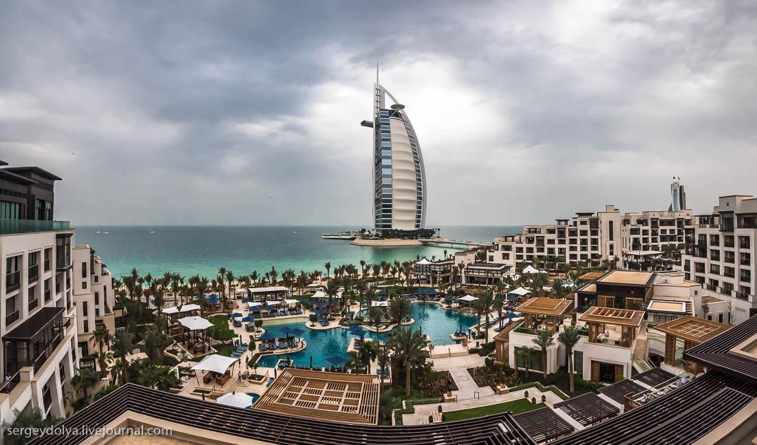 Новый роскошный отель в Дубае
