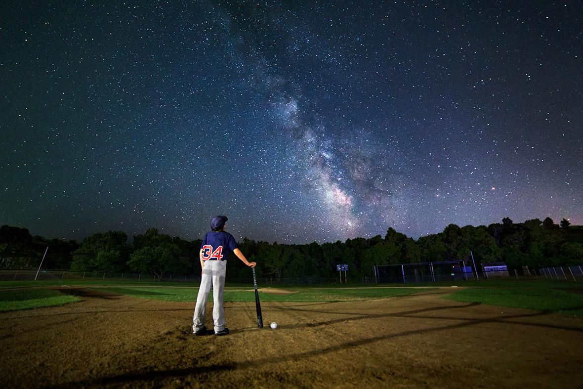 Лучшие фотографии в области астрономии 2017