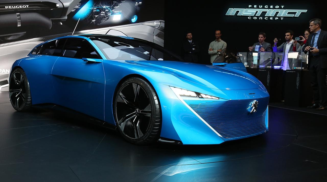 Автомобили будущего на Женевском автосалоне