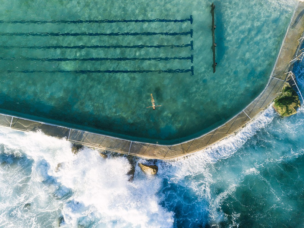 Bondi beach 7 july