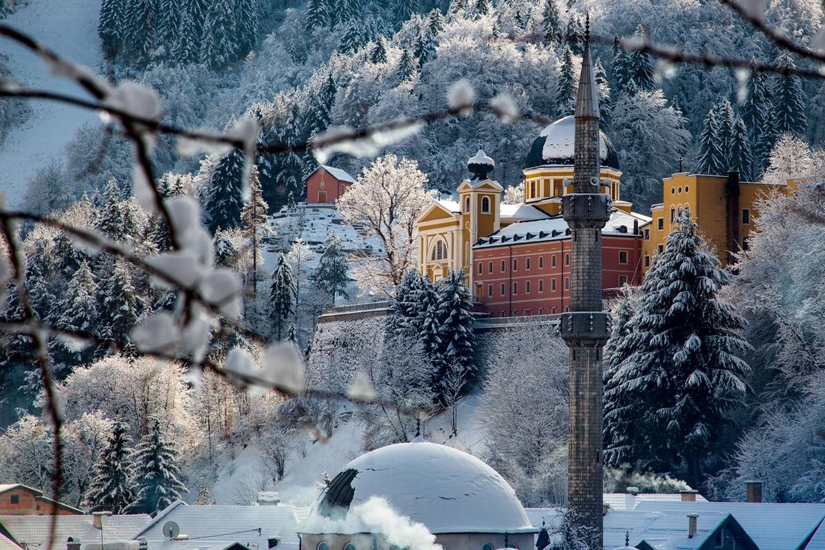 Прекрасные пейзажные снимки от боснийского фотографа