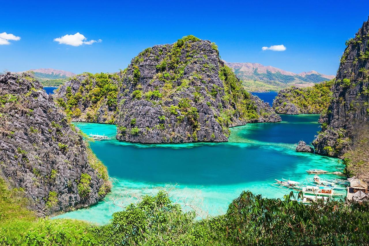 Прекрасные места планеты с изумительными оттенками воды