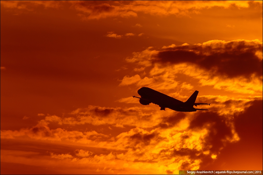Самолеты, которые больше не летают