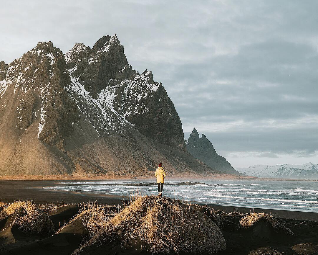 Рени Ханель и ее потрясающие фото из путешествий