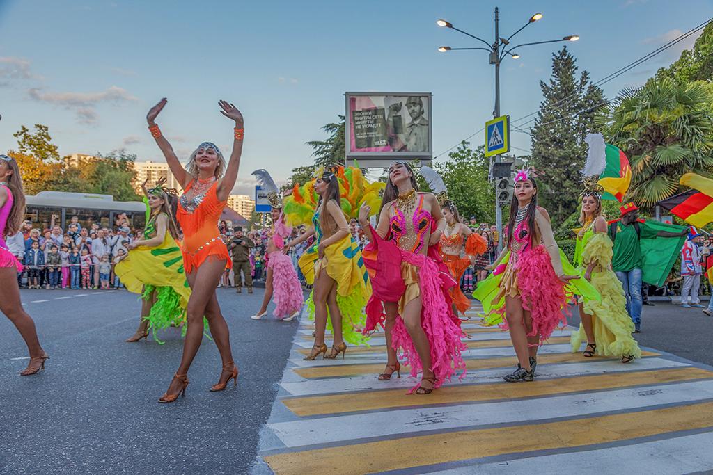 #КарнавалЛето в Сочи